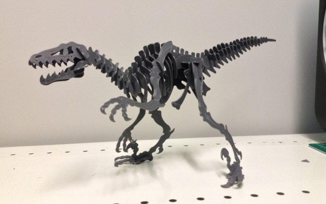 Whoa… Dinosaurs!