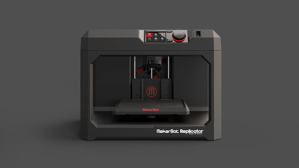 Grant Provides New Makerbot 3D Printer