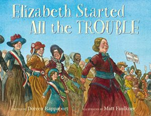 elizabeth started all the trouble cover