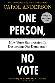 one person no vote cover