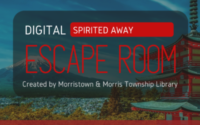 Digital Escape Room: Spirited Away